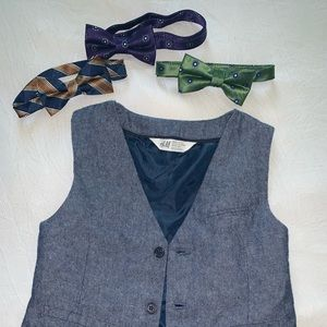 Other - Boys clip on bow ties